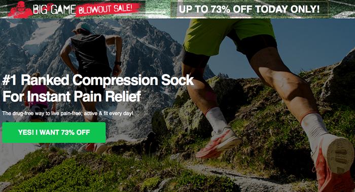 order Compressa Socks