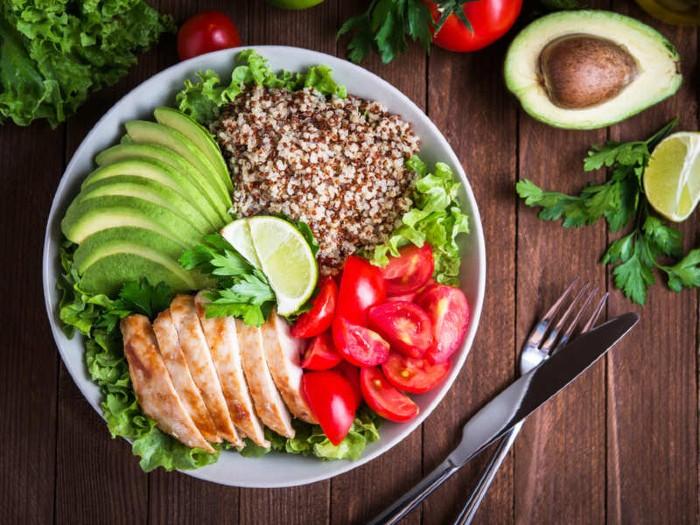 Muscle Building diet