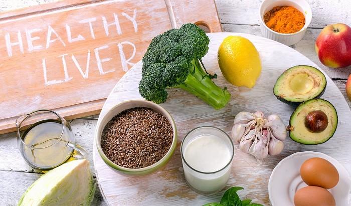 best liver foods