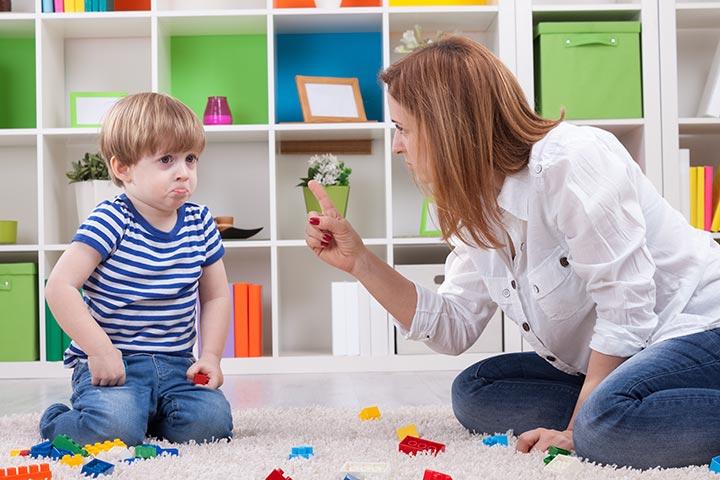 Child's Bad Behavior