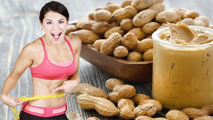 Peanuts for weight-loss